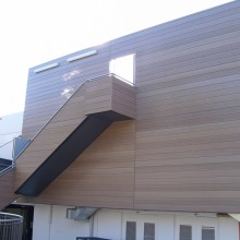 Timberguard on cladding